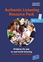Authentic Listening Resource Pack: Bridging the gap to real-world listening. With Photocopiable Lessons. Book with photocopiable lessons + Delta Augmented + DVD-Rom (DELTA Photocopiables)