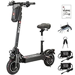 YUME D4+ Electric Scooter With Seat