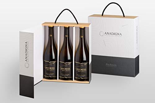 Estuche de vino Anadigna Lias ( 3 Botellas)