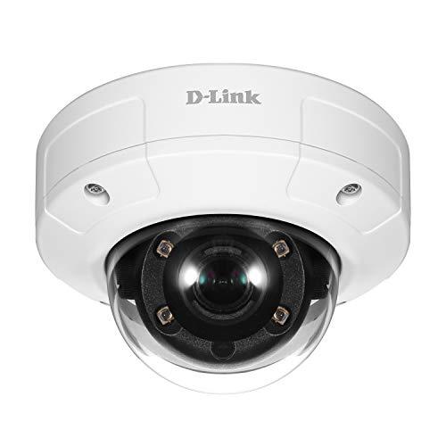 D-Link DCS-4602EV-VB1 Vigilance Cámara Domo de 2 megapíxeles H.265 para Exteriores