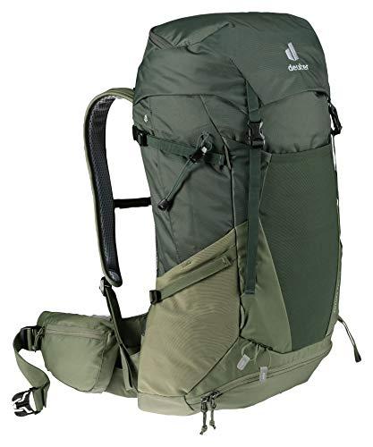 Deuter Futura PRO 36, Zaino da Escursionismo Unisex-Adult, Ivy-Khaki, 36 L