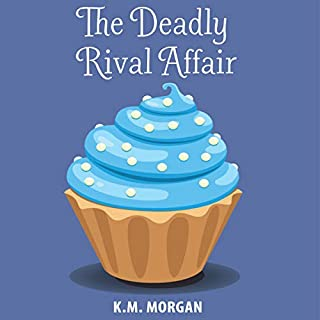 The Deadly Rival Affair audiobook cover art