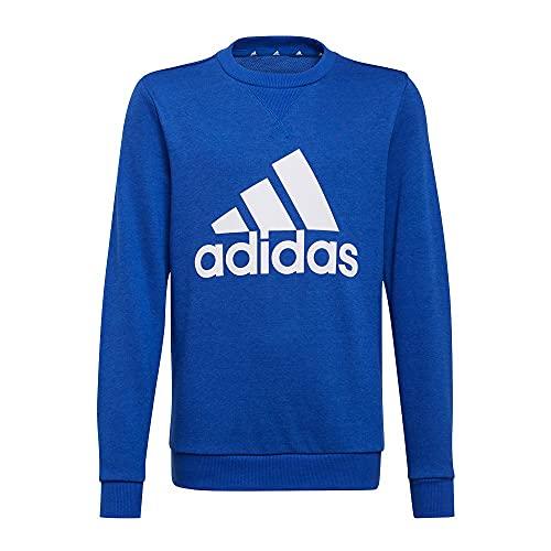 adidas B Bl Swt, Suéter pulóver Niños, Team Royal Blue/White, 13 Anni