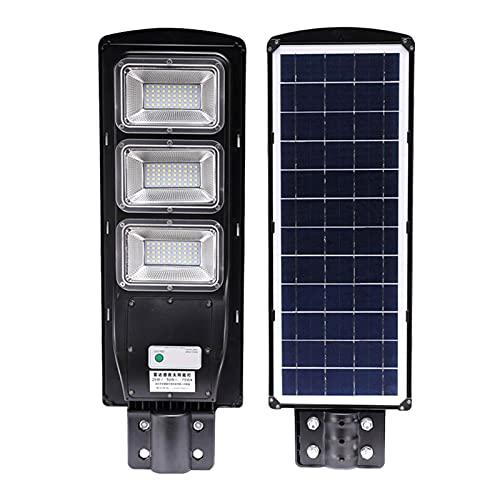 Taoyun Luz solar del alto brillo de la calle 20/60W con RC impermeable al aire libre IP67 luz cuerpo inducción para el camino del jardín