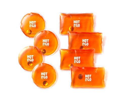Hot to Go Reusable Heat Packs  Buy 4 Get 4 Free