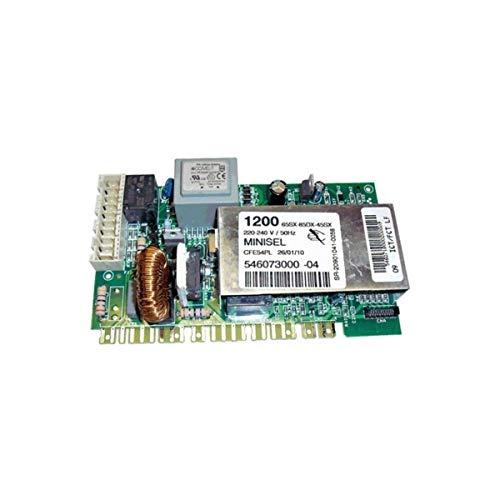 Modulo electronico Lavadora New Pol XF71207DG 546073000