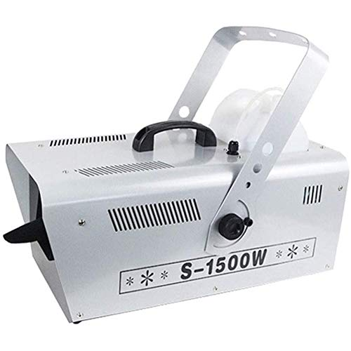 ZYCH Snow Machine Snow Machine Fake Professional Snowflake Effect Storm Blizzard Blower with Manual and Wireless Remote Control Snow Winter Machine for Christmas Halloween Holidays Wireless