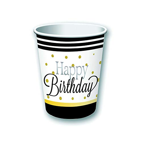 Forum Novelties X78722 anniversaire élégant 266 ml Tasse, Multicolore