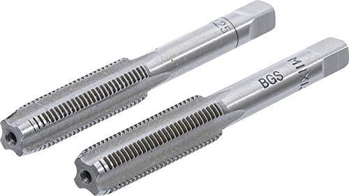 BGS 1900-M11X1.25-B | Machos | macho inicial y de acabado | M11 x 1,25 | 2 piezas