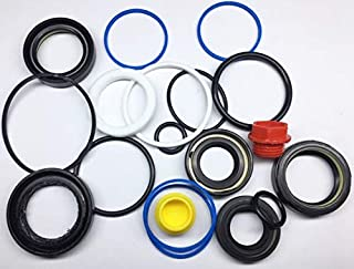 RETYLY 10 Pcs 60 mm x 3.1mm Silicone noir O Rings Joints dhuile Joints