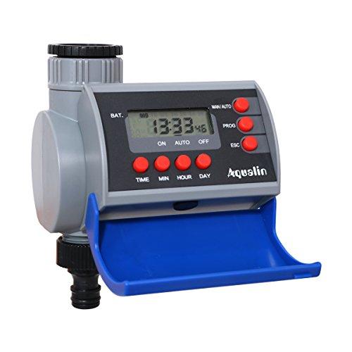 Programmatore di irrigazione Automatico Timer Controllo Giardino Domestico