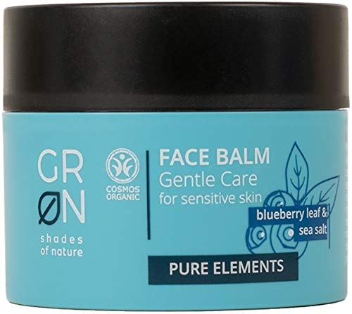 GRN - Shades of Nature Pure Elements Face Cream Alga & Sea Salt