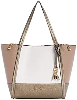 GUESS womens Heidi Pewter Tote