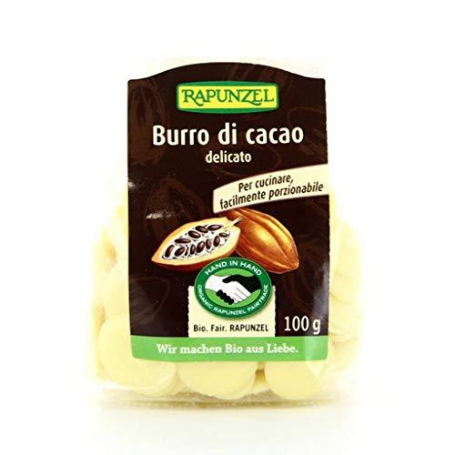 Rapunzel Burro Di Cacao Porzionato - 30 g