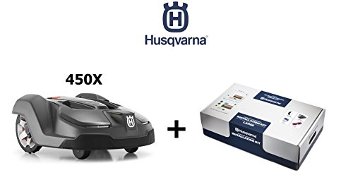 Husqvarna Automower 450X Robotic Lawn Mower Review