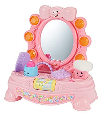 Fisher-Price Laugh & Learn Magical Musical Mirror [Amazon Exclusive]