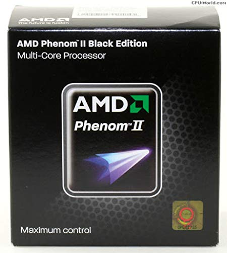 AMD Phenom II X2560schwarz Edition 3,3GHz Dual-Core CPU Prozessor hdz560wfk2dgm Sockel AM3