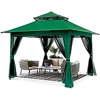 ABCCANOPY 13 Inch x 13 Inch Outdoor Pop up Gazebo Canopy Shelter
