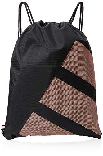 adidas GYMSACK EQT, Sacchetto sportivo Unisex-Adulto, Nero (Negro), 24x15x45 centimeters (W x H x L)