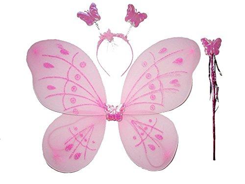 Tante Tina - Ensemble Ailes de fée / Papillon \