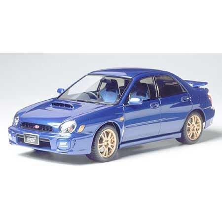 Tamiya America, Inc 1/24 Subaru Impreza STi, TAM24231
