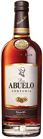 Ron Abuelo Centuria de 70 cl - Elaborado en Panama - Varela ...