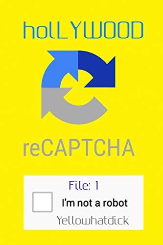 holLYWOOD reCAPTCHA: I\'m Not a Robot File: 1
