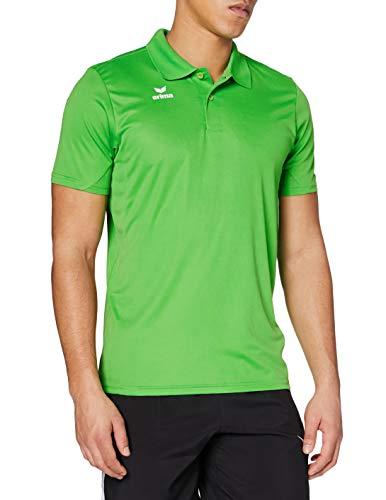 erima Herren Poloshirt Funktions, green, XXXL, 211344