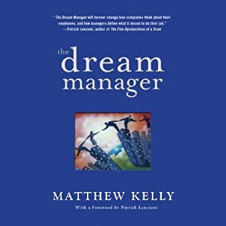 The Dream Manager cover art