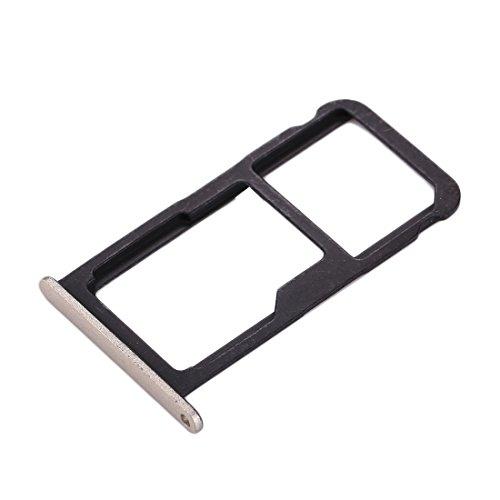 movileo Porta Tarjeta Sim Y Micro SD para Huawei P8 Lite 201