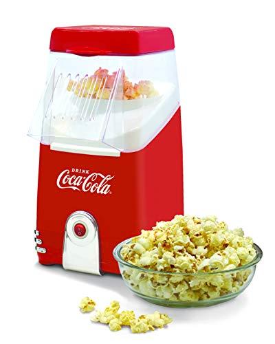 Salco Coca-Cola Popcornmaschine, Popcorn Maker SNP-10CC