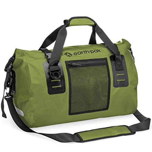Earth Pak Waterproof Travel Duffel Bag