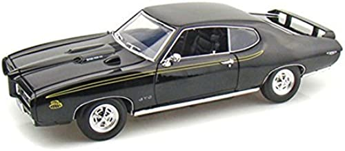 1969 Pontiac GTO Judge 1 18 schwarz by Collectable Diecast