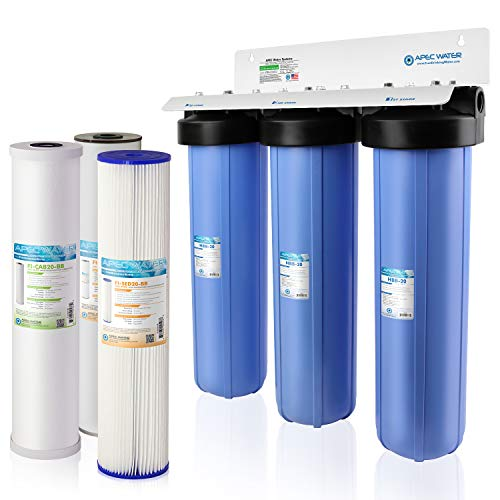 APEC 3-Stage Whole House Water Filter System review