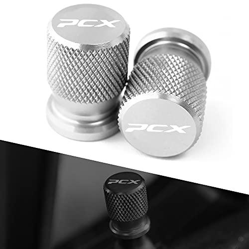 CNC aluminio neumático válvula aire puerto tapa motocicleta accesorios para Honda PCX150 PCX 150 ABS 2016 2017 2018 2019 2020