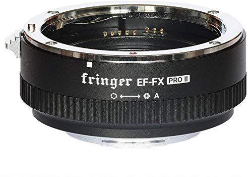 Fringer EF-FX PROII Auto Focus Mount Adapter Built-in Electronic Aperture for Canon...