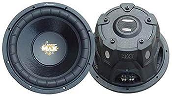2  New LANZAR MAXP154D 15  4000W Car Audio Subwoofers/Subs Power Woofers DVC