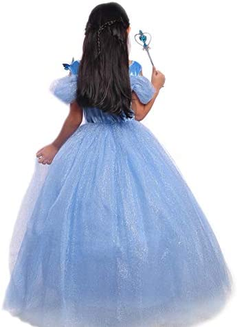 Cinderella butterfly dress _image0