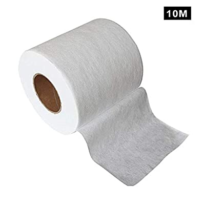 Disposable Activated Carbon Filter Meltblown Cloth Nonwoven Fabric Protective Respiratory Insertion Filter, High Efficiency Filter Nonwoven for Men and Women
