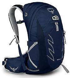 Osprey Men's Talon 22 Hiking Backpack, Ceramic Blue, Large/X-Large