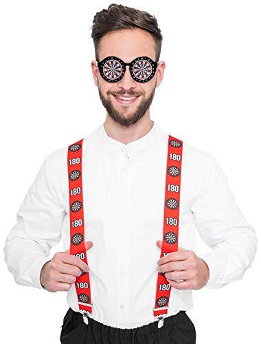 Tirantes Darts Accesorios para Dardos / Campeonato Mundial de Dardos / Puntuacin 180