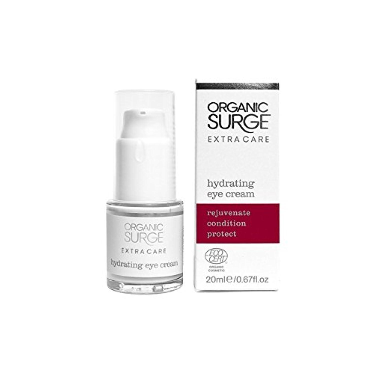 配送休日オズワルドOrganic Surge Extra Care Hydrating Eye Cream (20ml) - 有機サージエクストラケア水和アイクリーム(20ミリリットル) [並行輸入品]