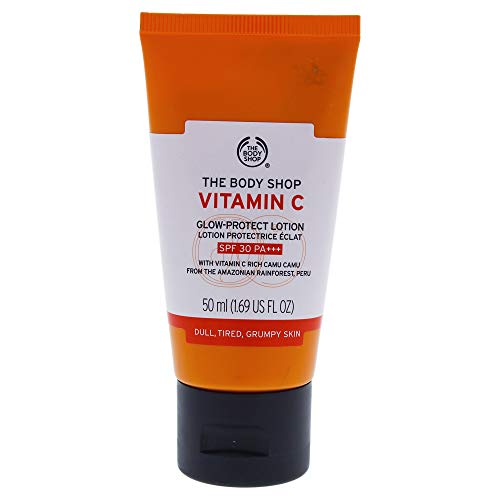 The Body Shop Vitamin C Glow-protect Lotion Spf 30 By The Body Shop for Unisex - 1.69 Oz Lotion, 1.69 Oz