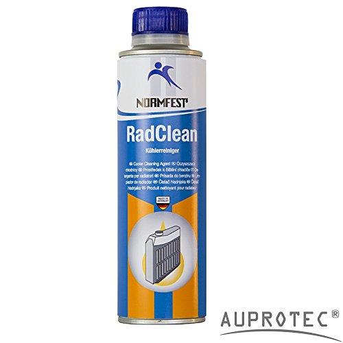 AUPROTEC Normfest Kühlerreiniger Rad Clean Auto Kühl System Reiniger Additv Radiator Cleaner (1 Dose)