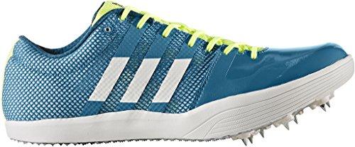 adidas Unisex – Adulto Adizero Lj Scarpe da Corsa Multicolore Size: 44