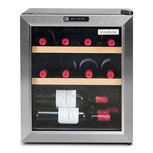 Vinobox 12 GC con compresor y clase A+