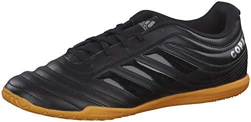 Adidas Copa 19.4 In, Zapatilla De Fútbol Sala, Core Black, Talla 10.5 Uk (45 1/3 Eu)