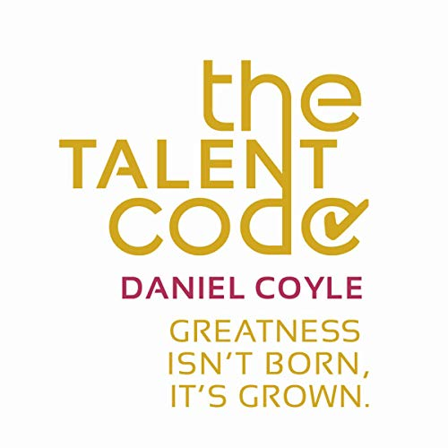 The Talent Code cover art