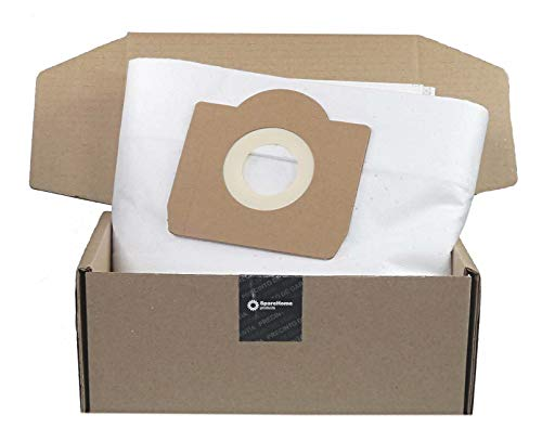 3 Bolsas SpareHome Alta Capacidad compatibles con Rowenta Vorace - Syclone 222102