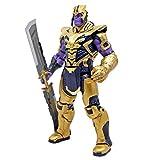 QJJ Personas de Juguete de luto Incluso Avengers 4 Casco de Doble Filo œ 手 办 Modelo...